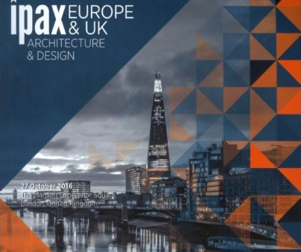 IPAX Europe&UK; Architecture and Design