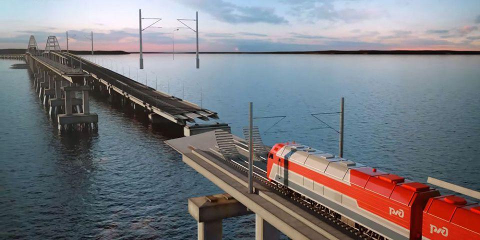 Будет ли участвовать в строительстве моста в керчи фирма транс юж строй