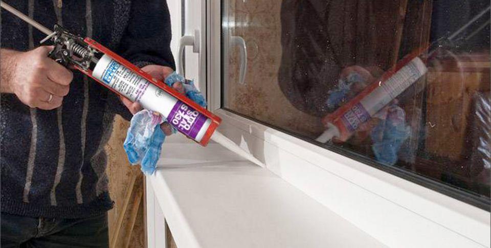 Качественный монтаж окон с герметизацией стыков альтернативн.