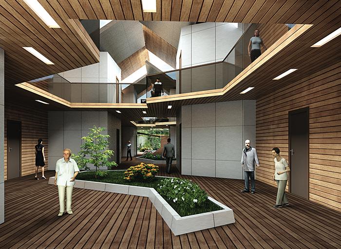 Дома престарелых проекты пансионат для пожилых людей в спб выборгский район
