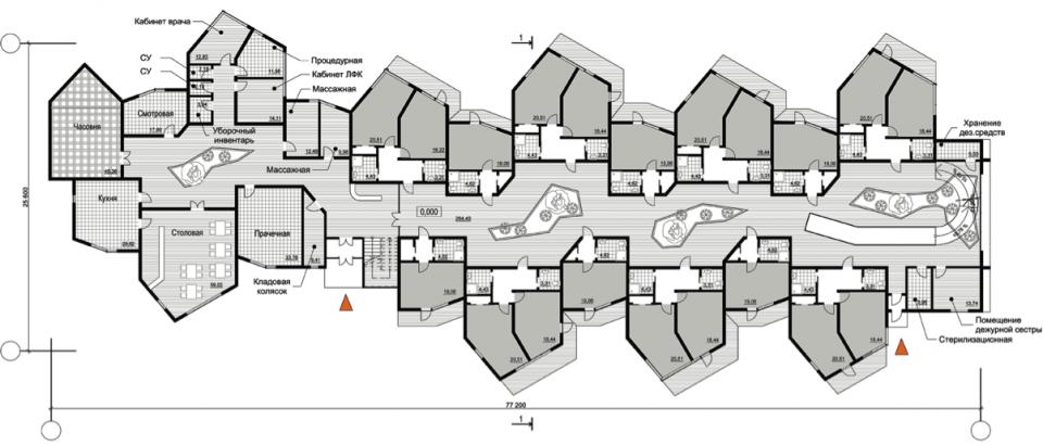 Дома для престарелых архитектура тверь дом престарелых
