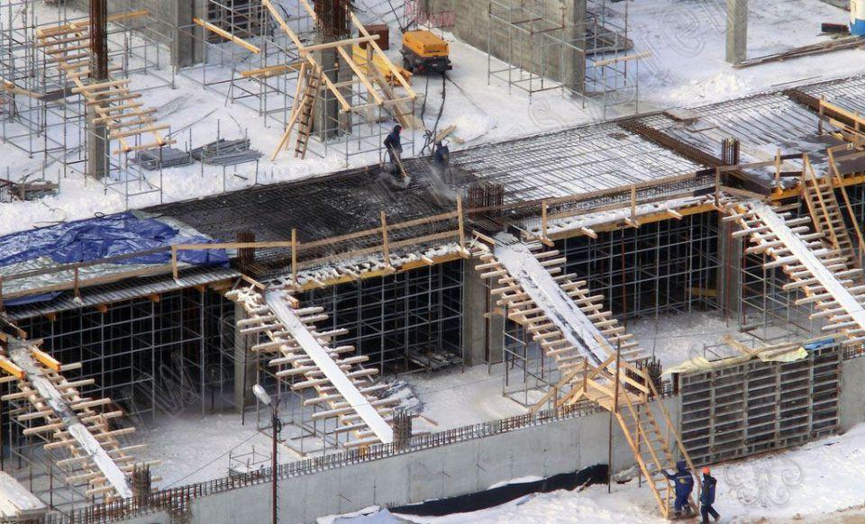 бетон скрамтаев