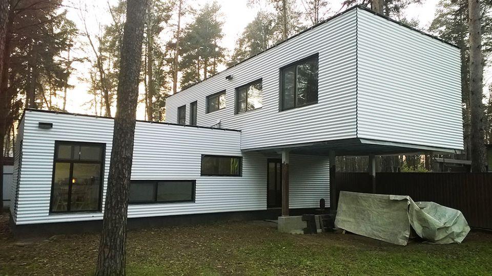 Модульный дом своими руками фото 650