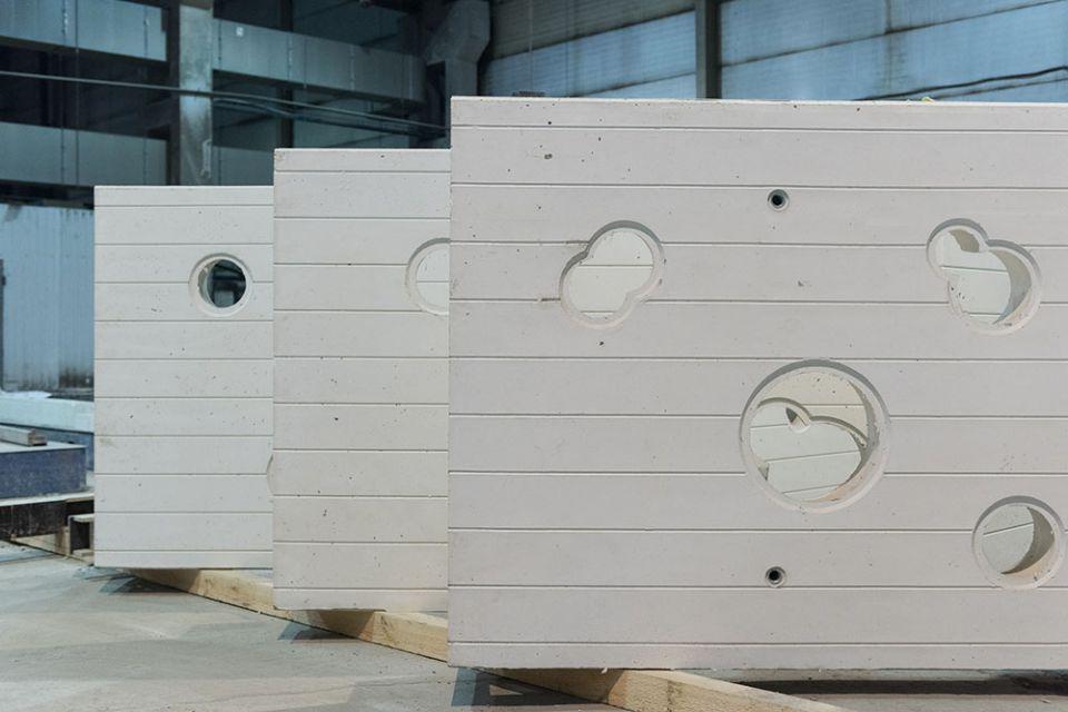 Завод архитектурного фибробетона заказать бетон в ростове