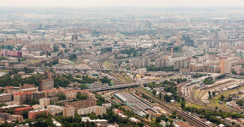 Москва-Товарная Рижская