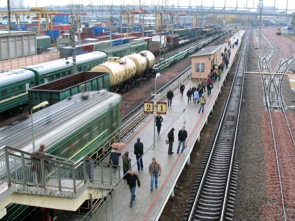 Москва-Товарная Курская