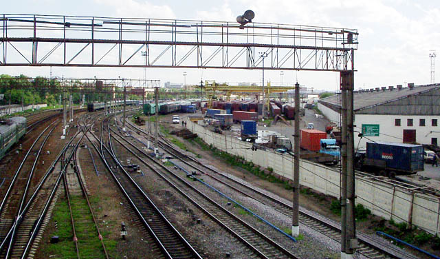 Москва-Товарная Павелецкая